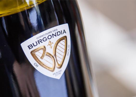 Concours des Vins Burgondia