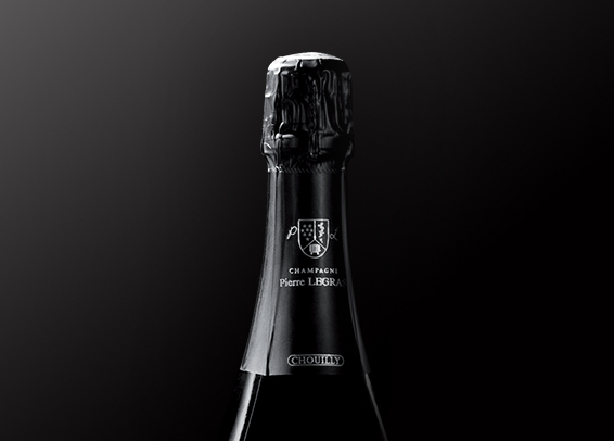 Champagne Pierre Legras Brochure