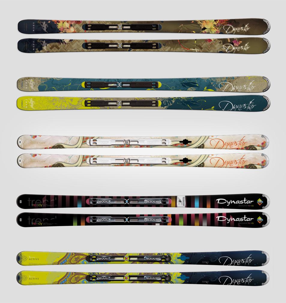 Dynastar Ski Habillage