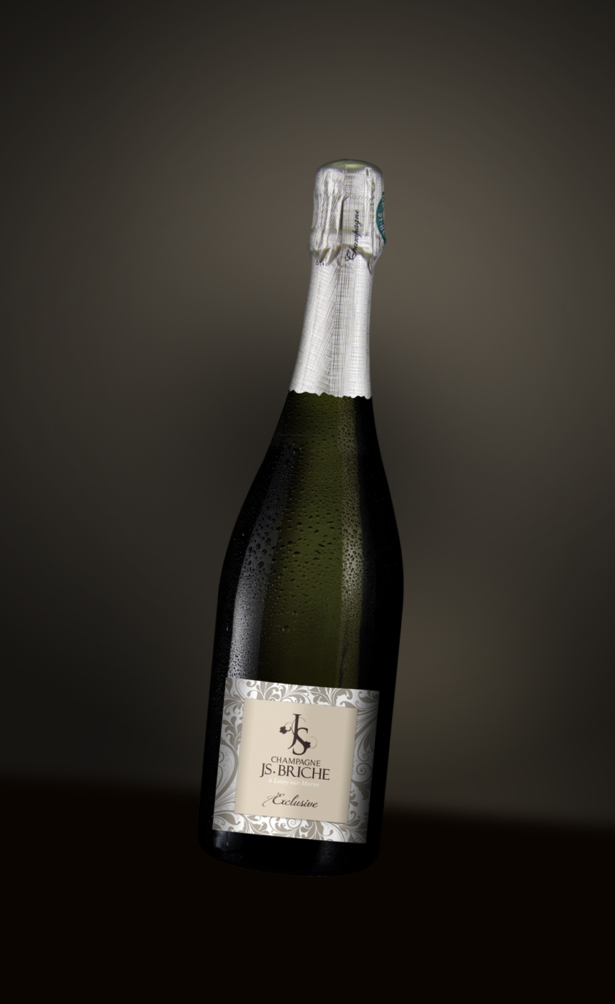 Champagne JS Briche Packaging Exclusive