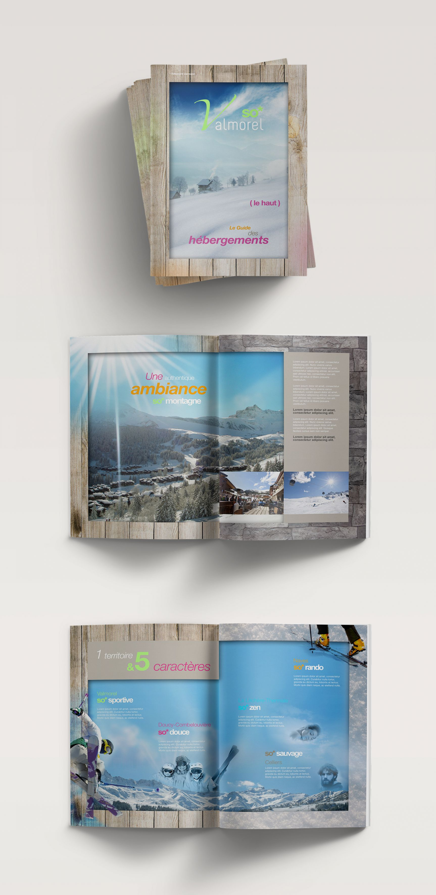 Valmorel Brochure