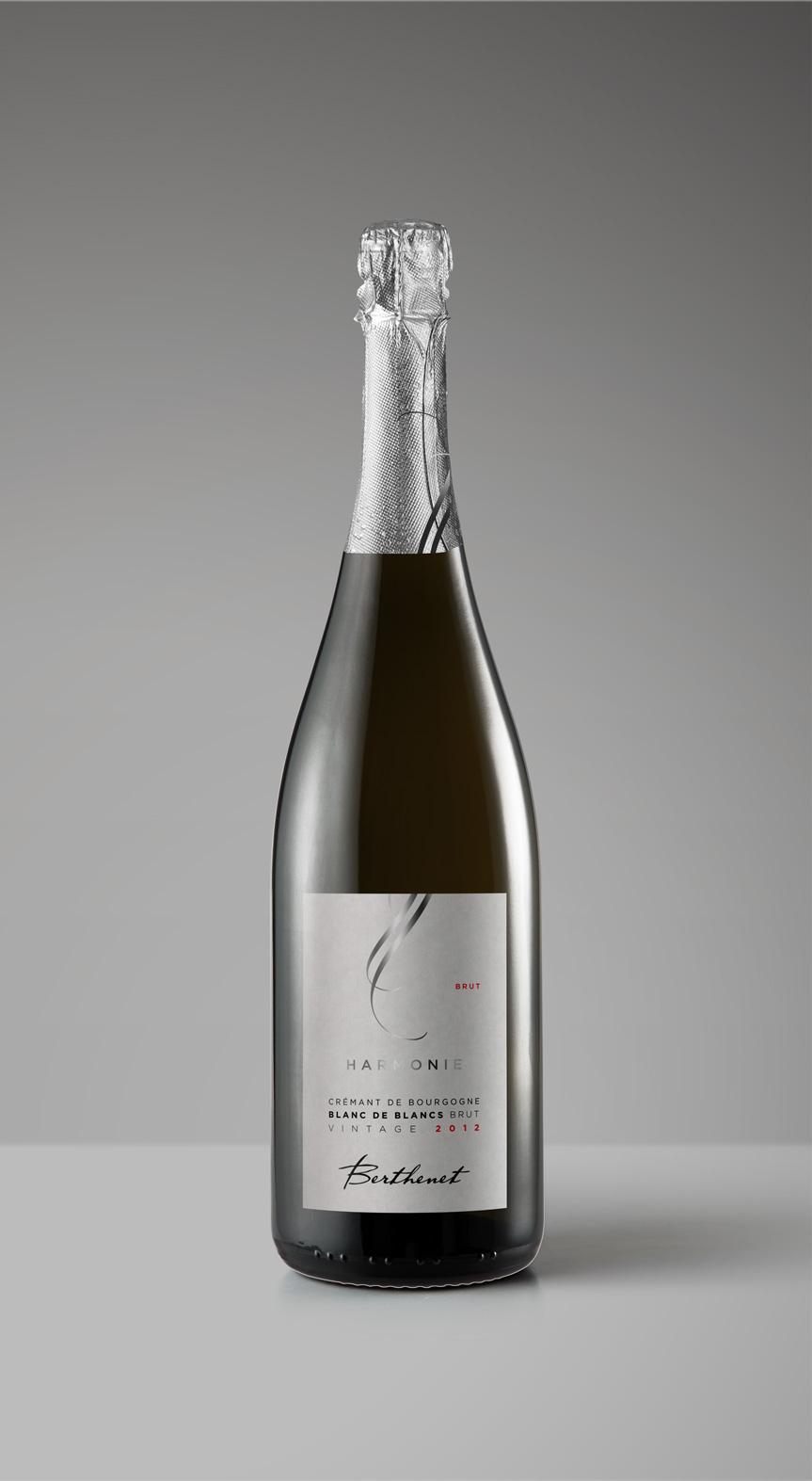 Berthenet - Création étiquette vins Harmonie