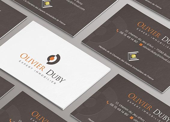 Olivier Duby Expert immobilier