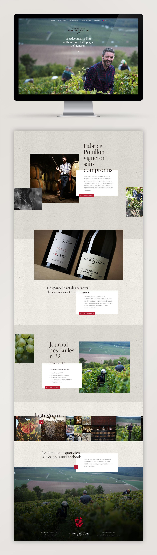 champagne r pouillon et fils site internet